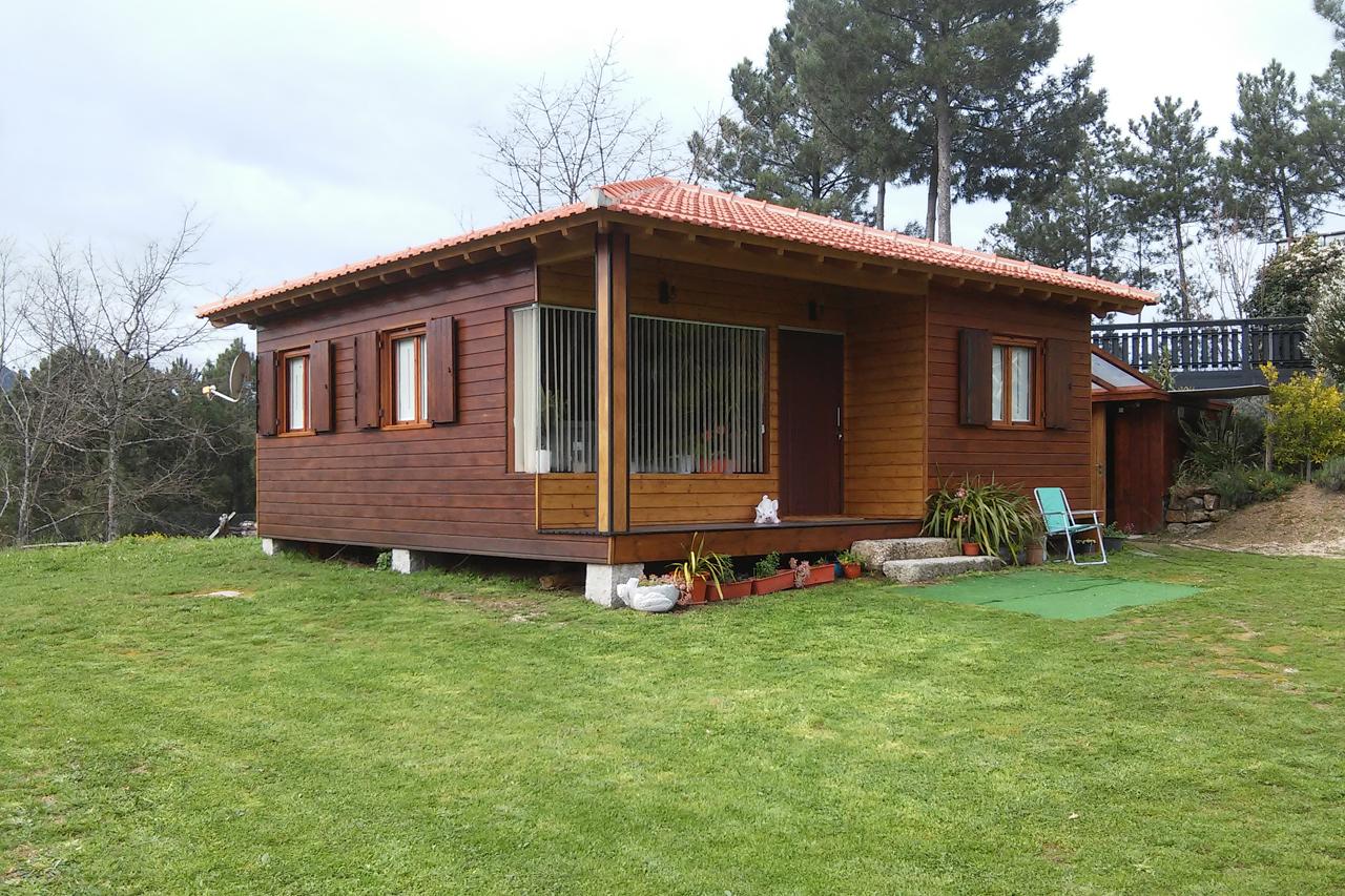 Casa de Habitação em Madeira